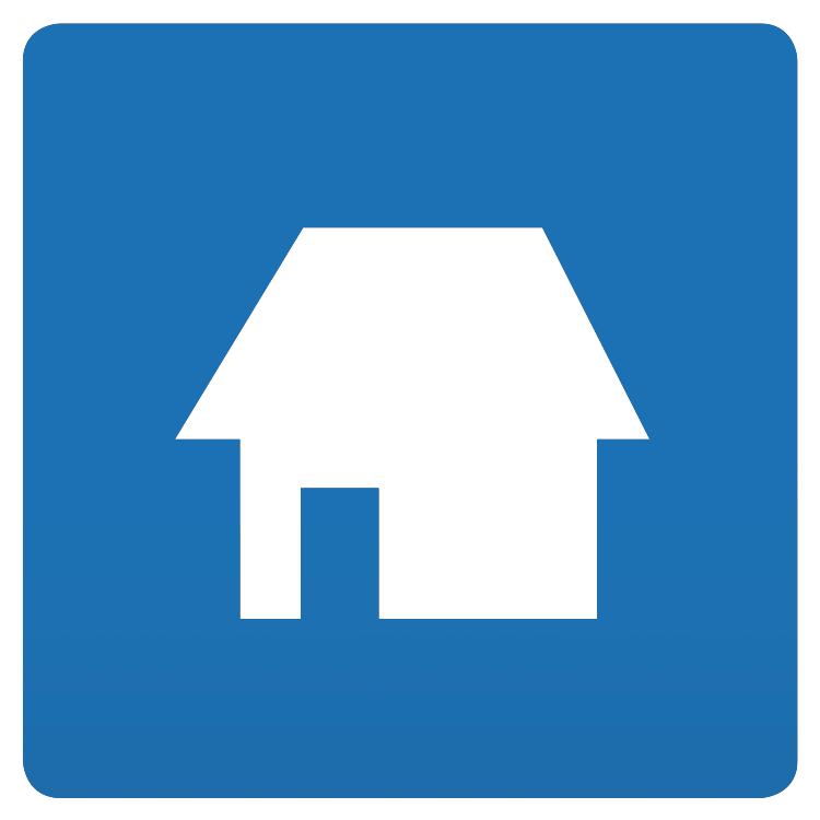 Icoon-Huis